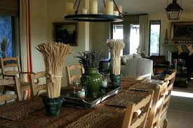 Rustic Centerpieces For Dining Room Tables Wood Centerpiece Table