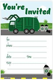 M&h Invites Garbage Truck Birthday Party Invitations - Fill In Style ... Oscar Trash Can Favors Sesame Street Birthday Party Pinterest Items For 990 And Less Tagged Toys Page 2 Righttolearncomsg Kid Cnection 11piece Light Sound Recycling Truck Play Set Amazoncom Mj Toy Car Cstruction Vehicles Trucks Mini Pull Back Trash Recyclables Banner At My Sons Garbage Truck Birthday Party Garbage Favor Box Cupcake Treat Pdf Etsy Decorations Love The Recyclable Several Food Stations Complete With Crazy Wonderful Fully Assembled Easy Cake Ideas Future And Google