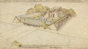 100 Frank Lloyd Wright Sketches For Sale The Project History Conveniently Got