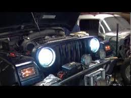jeep hid conversion