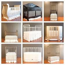 Bratt Decor Crib Skirt by 76 Best Beautiful Baby Cribs Images On Pinterest Baby Cribs