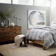 West Elm Emmerson Bed by West Elm Emmerson Reclaimed Wood 6 Drawer Dresser In Aptdeco