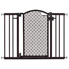 amazon com summer infant modern home decorative walk thru gate