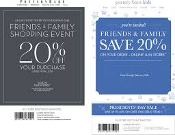 Pottery Barn Promo Codes | Collections Ideas | Pottery Barn ...