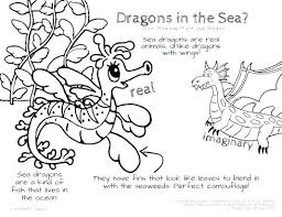 Lego Dragon Coloring Pages Sea The Misfit