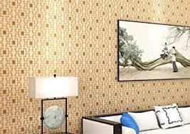 bizhi retro 3d kleine lattice vliestapete schlafzimmer