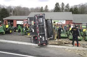 Truck Flips, Damages Tractors Along Route 94 In Blairstown - New ... Ups Truck Flips Over On Inrstate Driver Hurt Truck Flips On N1 Three Seriously Injured Sa Breaking News Driver When Ctortrailer Lovins Trosclair Video Report Flatbed South River Road This Charlotte Man I40 Morgantoncom Tow A Car With Wench After Violent Accident Q102 Northwest Georgia Old Dalton Woodhaven Delaware Valley Garbage Flipped Niagara Falls Youtube Western Highway The Arat Advtiser Recovering In Busy Street Car During An Orion