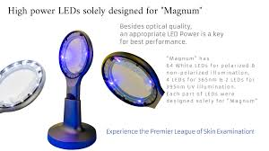 Woods Lamp Examination Images by Ids 3100 U201cmagnum U201d 4 In 1 Magnifier Illuco
