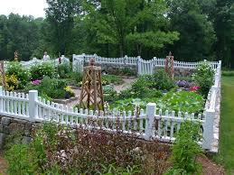 Flower Garden Design Landscape Traditional With Vegetable Mixed Plants Stone Planters