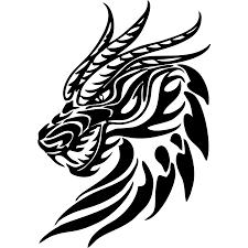 Dragon Fire Game Of Thrones Auto Car Bumper Window Vinyl Decal Sticker Decals 3M