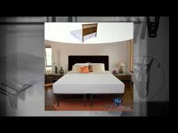 Bed Frame With Headboard And Footboard Brackets by Platform Bed Frame Queen Set Smartbase U0026 Metal Brackets For