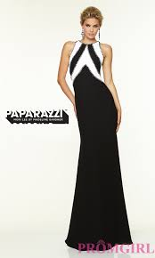 celebrity prom dresses evening gowns promgirl long black