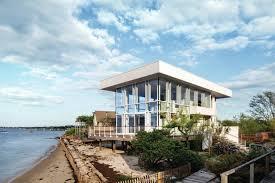 100 Richard Meier Homes Fire Island House Designed By Partners Architect