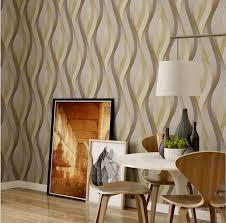 moderne geometrische 3d design tapeten wellenlinie kunst tapete wohnzimmer schlafzimmer pvc stereo hintergrund wand papel de parede