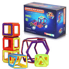 Popular Brands Magnetic Building Blocks STEM Toys Gifts Ideas For