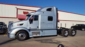 100 Used Peterbilt Trucks For Sale In Texas Sleeper Day Cab For 387 TLG