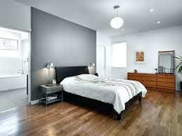 Gray And Burgundy Bedroom Grey Wood Floors Stain With Recessed Lighting