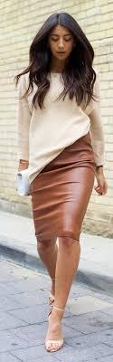 22 Crazy Good Ways To Wear Leather