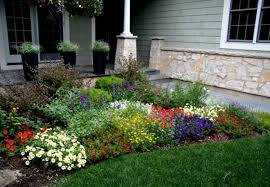 Elegant Garden Design Ideas For Front Of House Home