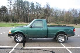 1999 Ford Ranger 2wd Auto
