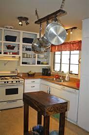 Kitchen Pan Storage Ideas Kitchen Pot Rack Ideas And Pan Kitchen