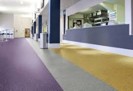 Resilient Flooring Options For Commercial Space