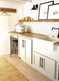 cuisine cr ence credence carrelage metro faience depot trendy affordable credence