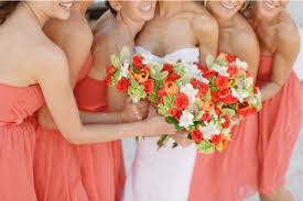 Colors And Theme Lake Wedding