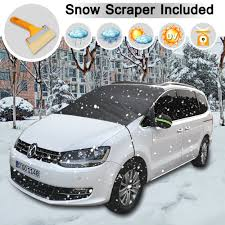 100 Sun Shades For Trucks Car Windshield Snow Cover Universal Magnetic Snow Ice Frost
