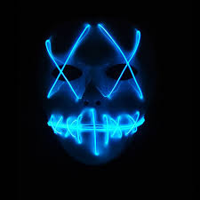 Purge Mask For Halloween by Light Up Led Purge Mask For Halloween Party Buy Led Purge Mask