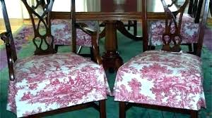 Cover Chair Seat For Dining Room Chairs Slipcovers Seats Covering