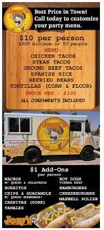 100 Taco Trucks Near Me Food Truck Joeys Red Hots Orland Park IL