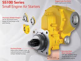 ingersoll rand air starter motor ingersoll rand ss100 series air starter cardinal valley