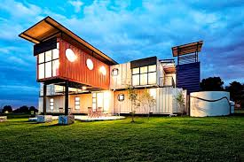 Metal Container Homes shipping container homes • nifty homestead