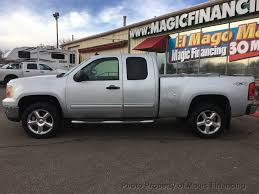 2012 Used GMC Sierra 1500 4WD Ext Cab 143.5