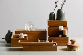 bambus organizer terra 3 fächer