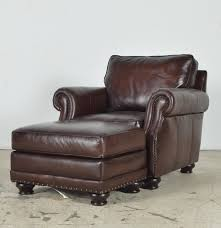 Havertys Furniture Brown Leather Armchair With Ottoman : EBTH Distressed Leather Armchair In Brown Sinatra Maisons Du Monde Herold Scoop Channel Brown Leather Armchair Kathy Kuo Home Retro Chair Puji Ldon Hayes Tufted Pottery Barn Au Chesterfield Belianicom Italian Monet Ez Living Simple Large Modern Fniture Brickell Collection Chrome And Buffalo By Arne Norell For Vatne Antique Rs Barcelona Spongy Sportique
