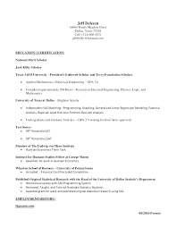 Sample Resume For Server Reporting Services Resumes Samples Junior