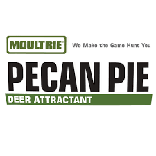 Moultrie Pecan Pie Game Deer Feeder Attractant Powder Mix 4 Pack