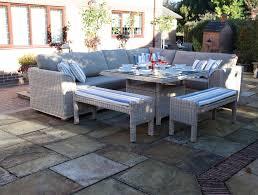 patio sofa dining set outdoor sofa dining set amazing modern outdoor dining set gray