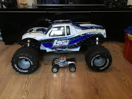 100 Losi Trucks LOSI 1 5 Scale Monster Truck Page 2 Monster RCs MSUK RC Forum