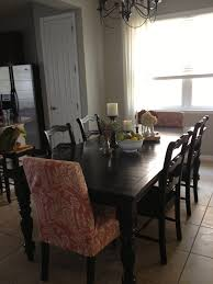 Pottery Barn Napoleon Chair Slipcover by My Home Tour The First Year Overthrow Martha