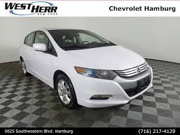 Used 2010 Honda Insight For Sale In WNY | West Herr Auto Group