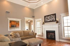 Grey And Taupe Living Room Ideas by Summer Tour Of Homes The Hall Way