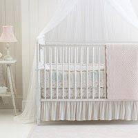 Shabby Chic Nursery Bedding by Simply Shabby Chic