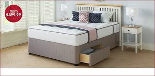 Metal Leather & Wooden Beds Sale Now