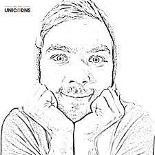 Heres 7 Free YouTuber Colouring Book Pictures To Download And