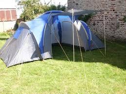 toile de tente 4 chambres troc echange toile de tente dôme messager 6 places sur troc com