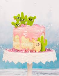 kawaii kaktus torte meine backwelt