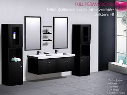 Menards Bathroom Vanity Sets by Second Life Marketplace Full Perm Mesh Bathroom Vanity Set